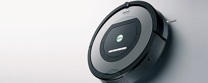 Roomba 774 Outlet banner
