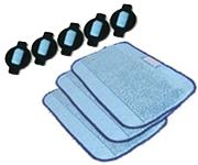 Set čepov + čistilne krpice