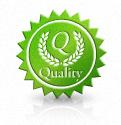 prodajalec kvalita logo