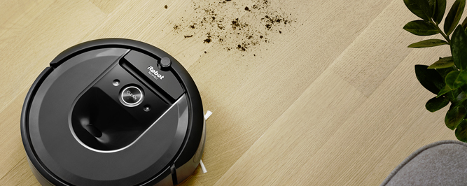 Roomba i7158 banner