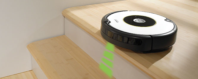 Roomba 605 Outlet banner
