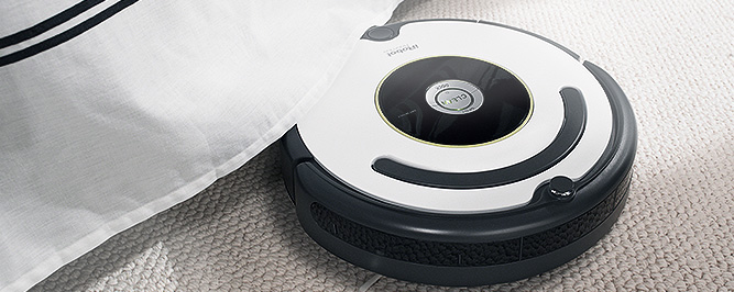 Roomba 615 banner