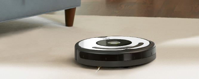 Roomba 675 Outlet banner