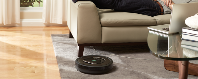 Roomba 865 Outlet banner