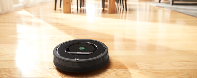 Roomba 886 Outlet banner
