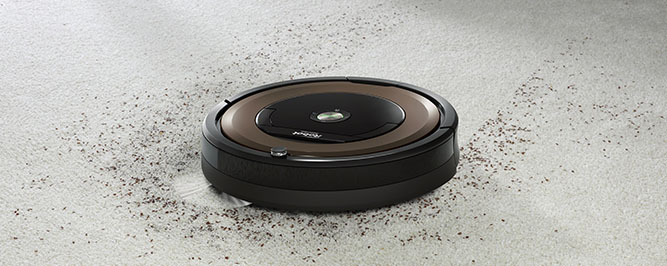 Roomba 896 Outlet banner