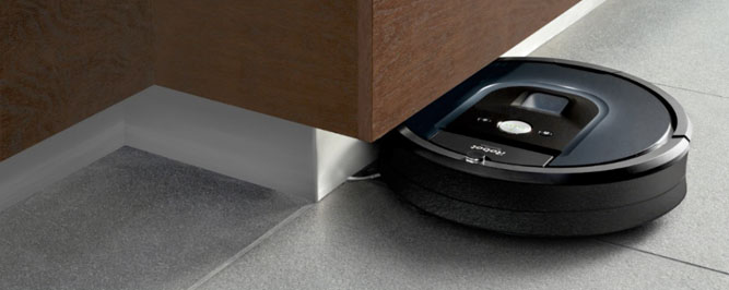 Roomba 981 Outlet banner
