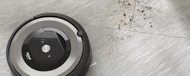 Roomba e5154 Outlet banner