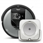 Komplet Roomba i7150 & Braava jet m6