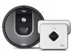 Roomba 965 + Braava 390 Bundle