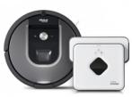 Roomba 965 + Braava 390 Bundle