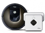 Roomba 980 + Braava 390 Bundle