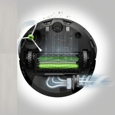 iRobot-Roomba-e5158-moč-čiščenja