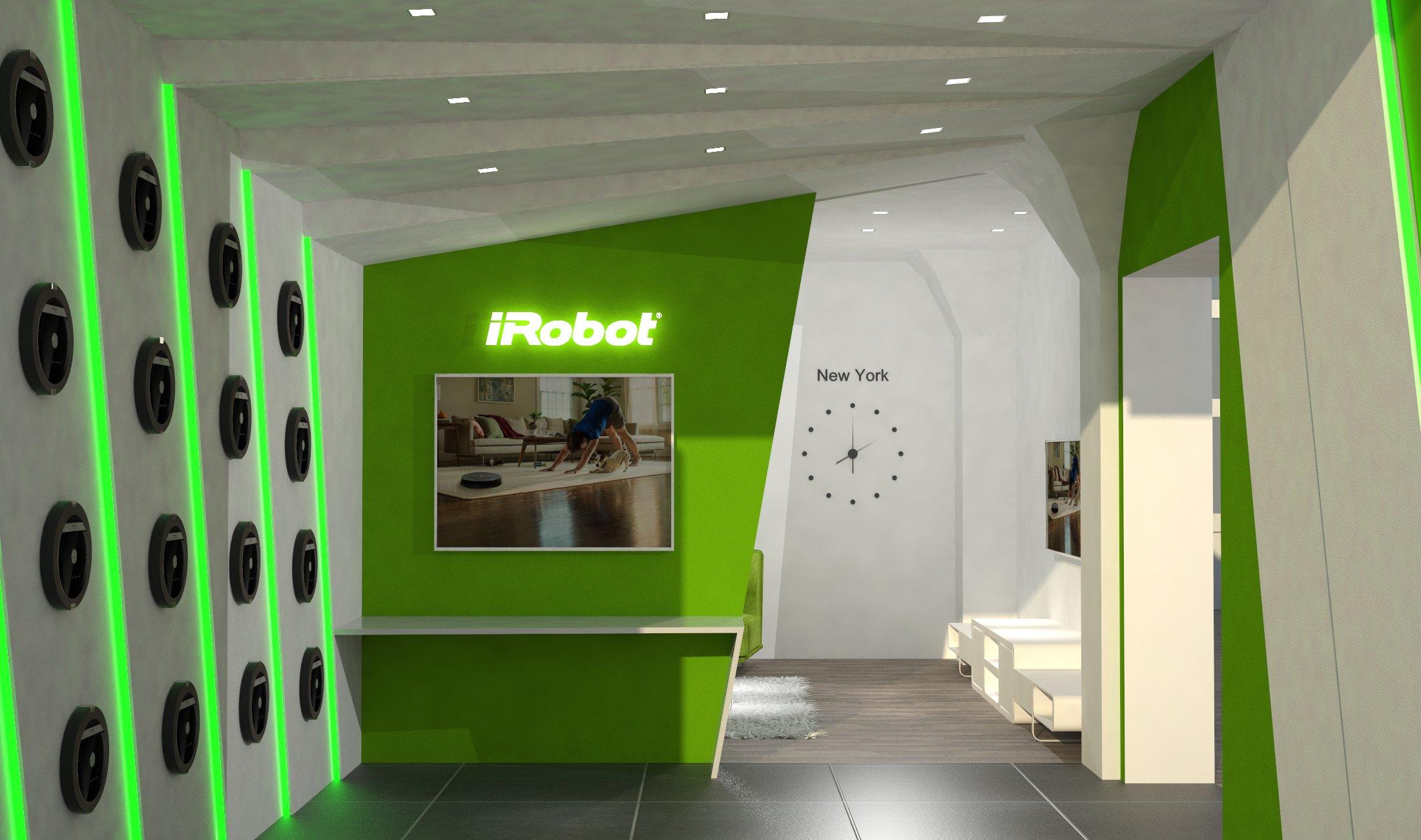 iRobot salon